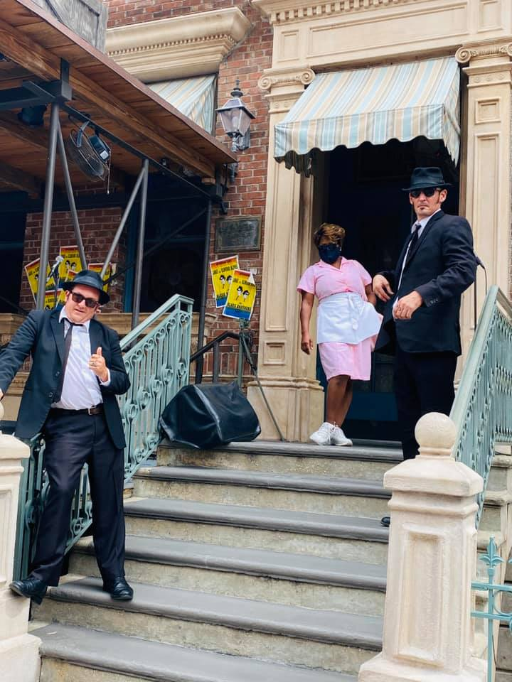 Blues Brothers Universal