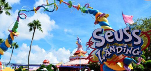 Seuss Landing- Islands of Adventure