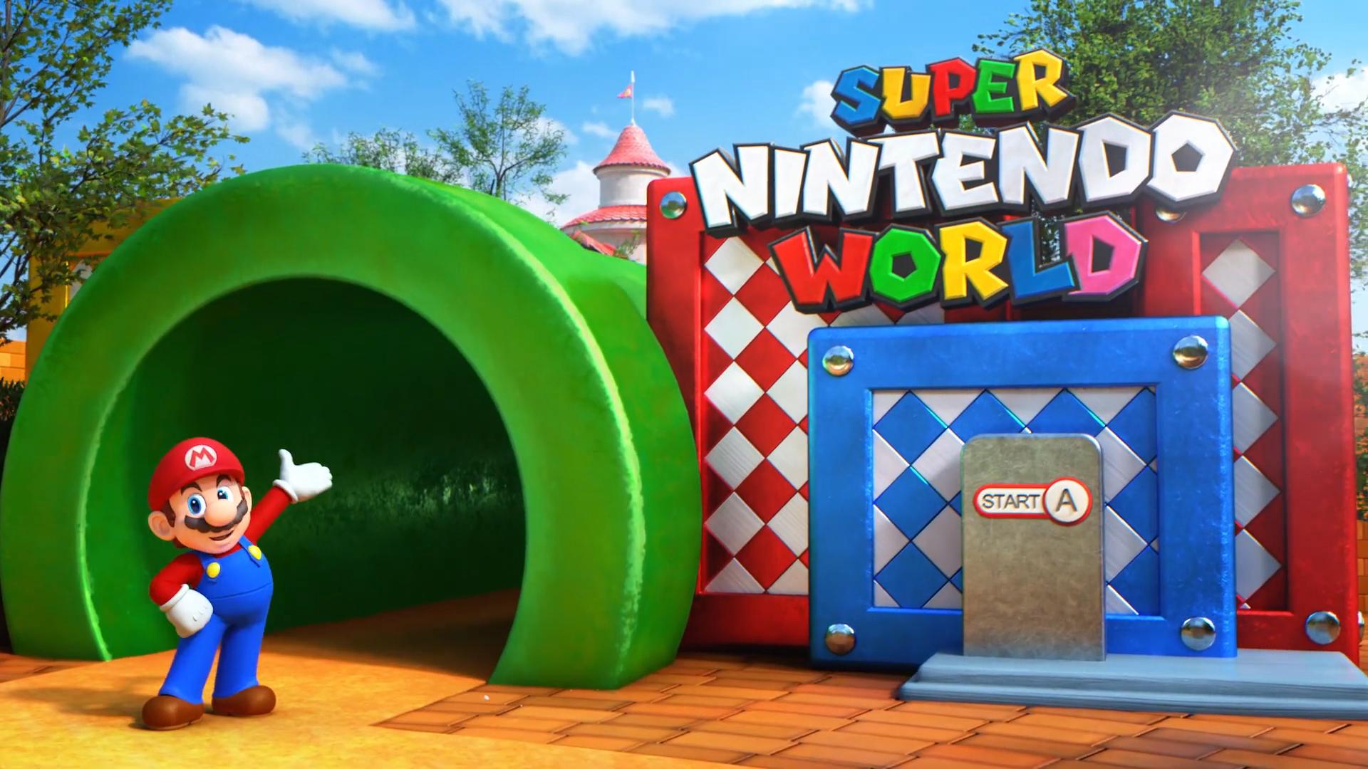 Nintendo World