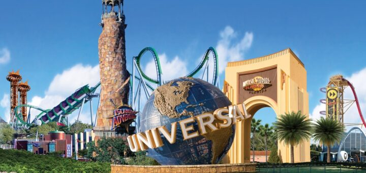 Universal Orlando 4-Day Ticket