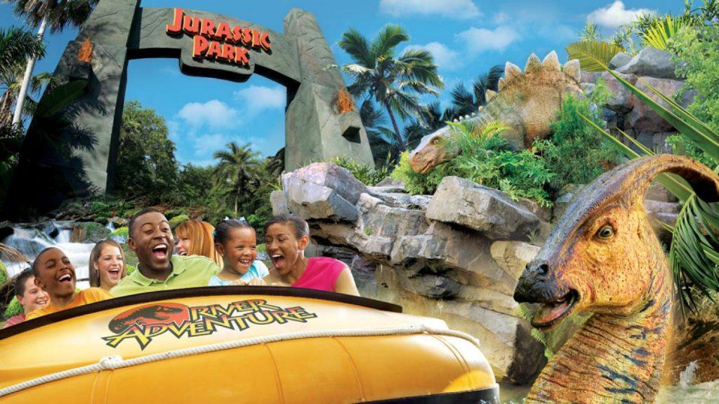 Universal/Jurassic Park