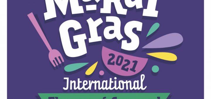 Universal Mardi Gras 2021