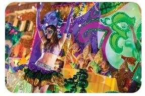 2021 Universal Mardi Gras