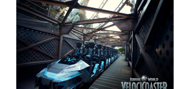 VelociCoaster Ride Vehicle Backgrounds