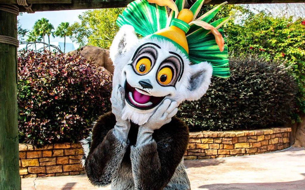 DreamWorks Destination - Madagascar