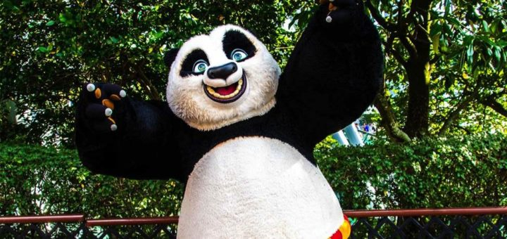 DreamWorks Destination - Kung Fu Panda